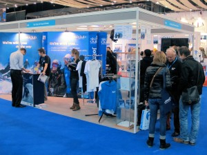 Ski Club of Great Britain at the Ski and Snowboard Show London
