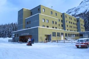 St Moritz Youth Hostel