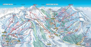 New Arosa Lenzerheide Ski Area