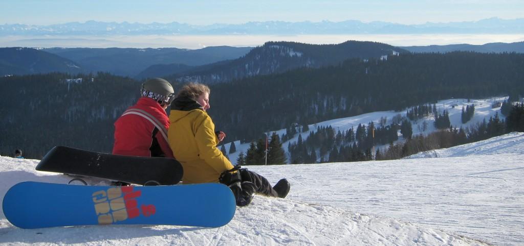 Feldberg skiing