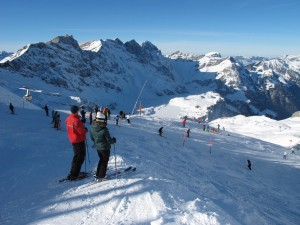 Engelberg slopes