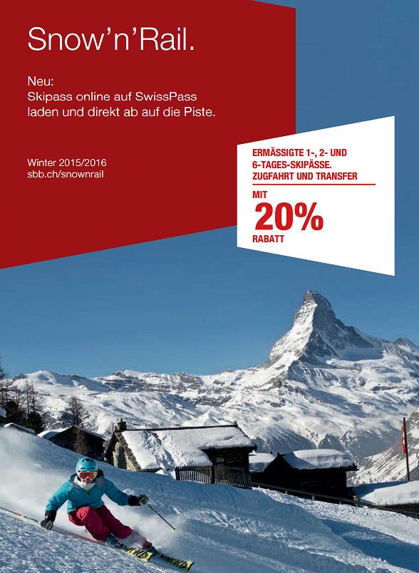Snow'n'Rail 2015-16
