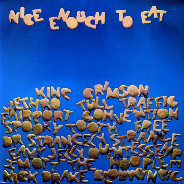 Nice Enough to Eat album cover