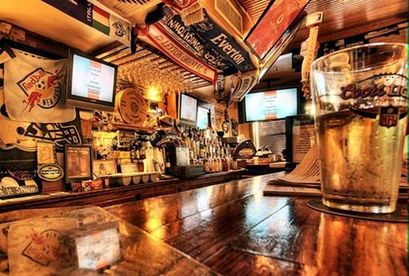 Hoboken Bar (c) Nic Oatridge 2007