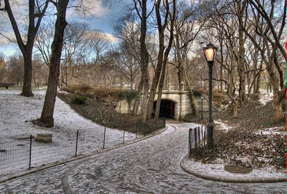 Central Park (c) Nic Oatridge 2007